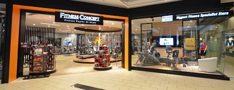 Fitness Concept certified as Malaysia's Biggest Fitness Specialist Store