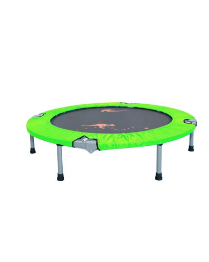 "FC 40"" FOLDABLE TRAMPOLINE(CANVAS)-GREEN"