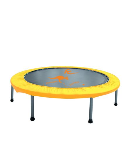 "FC 54"" TRAMPOLINE(CANVAS)-YELLOW"