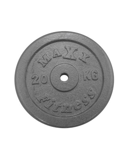 Cast Iron Weight Plate 20kg