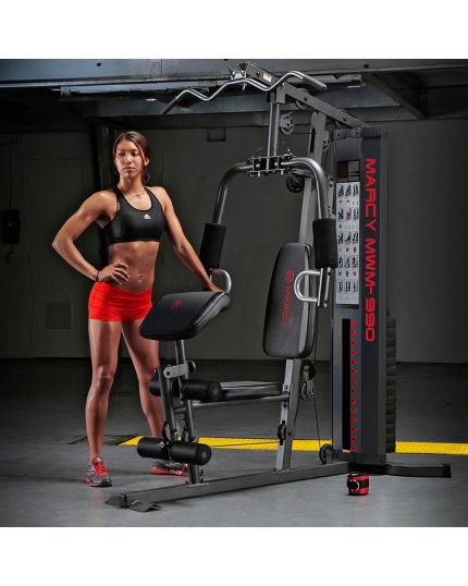Marcy Home Gym | MWM-990 [READY STOCKS]