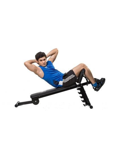 One On One Trainer Workout Bench [READY STOCK]