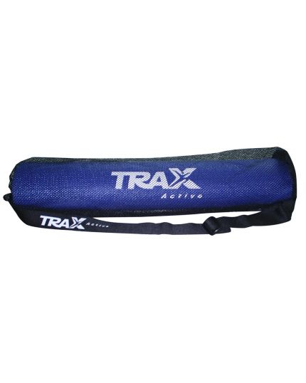 "1/4"" Trax Yoga Mat -BLUE"