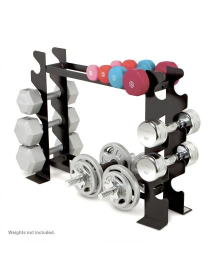 MARCY SMALL COMPACT DUMBBELL RACK