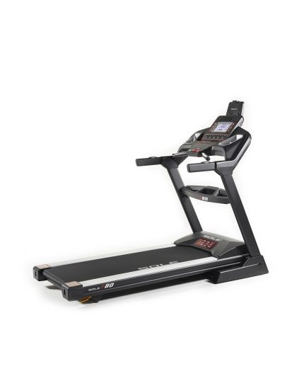 Sole F80 Treadmill w/ Fitness Apps [1 UNIT LEFT]