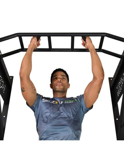 ELEMENT FITNESS WALL MOUNTED CHIN UP BAR