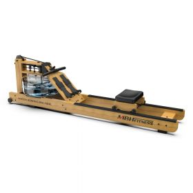 MBH-FITNESS RM03 WATER ROWER [RUBBERWOOD]